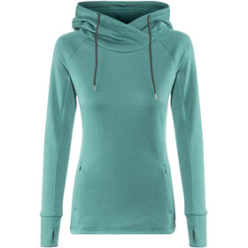 Black Diamond Maple Hoody Women Evergreen